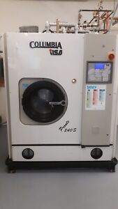 Columbia Ilsa Perc Dry Cleaning Machine With Brand New 2800 Compressor