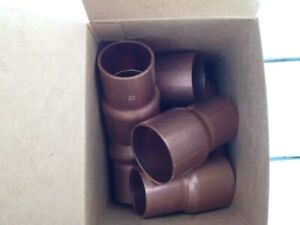 Mueller Copper Fittings W 01056 1 1 4c X1c Coupling Box Of 10 Fitting plumbing