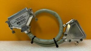 Hp Agilent 85662 60220 22 Bus Interconnect Cable Tracking Option Tested