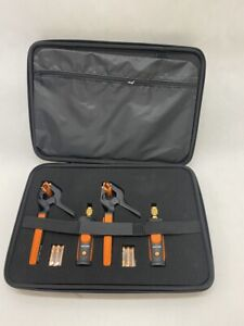 Testo 0563 0002 Smart Probes Refridgeration Test Kit he2031723