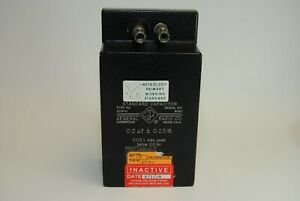 General Radio 509 u Standard Capacitor Works