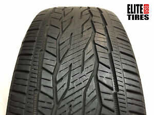 1 Continental Crosscontact Lx20 P275 55r20 275 55 20 Tire 7 5 8 5 32