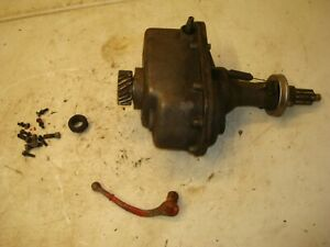 1946 Ford 2n Tractor F t Overdrive Transmission 9n