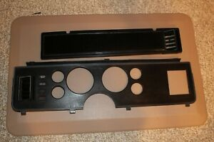 1979 Ford Mustang Pace Car Dash Driver And Passenger Bezel Vintage