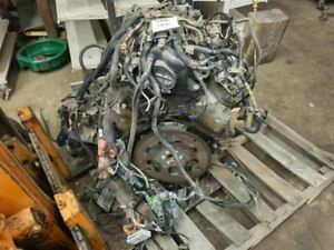 Chevy Tahoe Z71 Off road Engine 5 3l Vin T 8th Digit