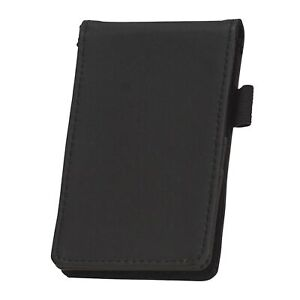 Samsill Mini Pocket Notepad Holder Includes Pad With 40 Lined Sheets Refill