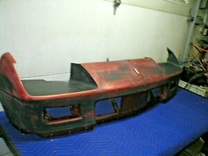 1985 1992 Camaro Iroc Z 28 Rs Front Bumper Cover Skin Ground Effect Tpi Gm Oem
