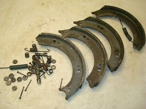 1946 Ford 2n Tractor Brake Shoes Hardware 9n