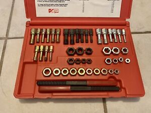 Snap on 48 Pc Master Rethreading Tap And Die Set Rtd48