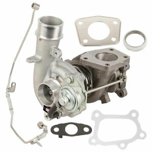For Mazda Cx 7 2007 2010 Stigan Turbo Kit With Turbocharger Gaskets Oil Line Gap