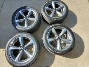 Wheels And Tires 2015 2021 Mustang