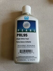 Ppg Pearl Prl95 Full Bright White Pearl