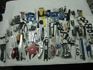 32 Lb Of Tools Wrenches Sockets Wrenches Bits Etc Huge Lot