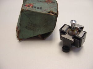 1954 1955 1956 Cadillac Buick Oldsmobile Nos 2 Way Power Seat Switch 4664197