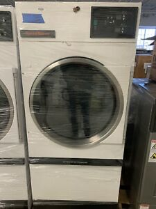 Used 2005 Speed Queen 30lb Commercial Dryer 120 60 1 On Premise Laundry