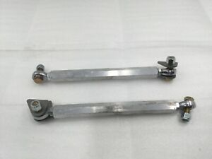 1986 14 Mustang Upr Rear End Axle Tube Adjustable Braces 8 8
