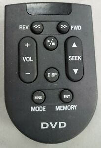 Ford Expedition Freestyle 2l1t 18c919 a Res Dvd Remote Control Lincoln Navigator