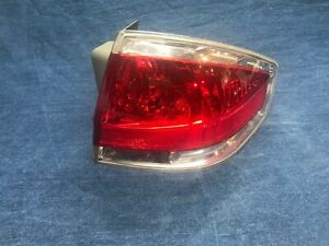 2008 2009 2010 2011 Ford Focus Sedan Right Side Tail Light Lamp