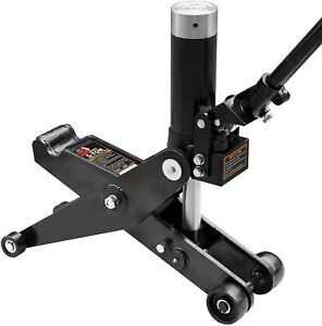 Hpdmc 10000 Lb Dual Position Hydraulic Forklift Service Floor Jack