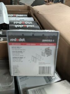 Red Dot 2ih5s2 2 Weatherproof Outlet Box