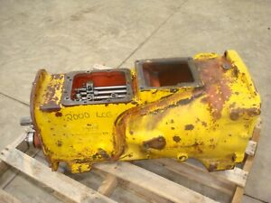 1968 Ford 2110 Lcg Tractor 8 Speed Transmission 2000