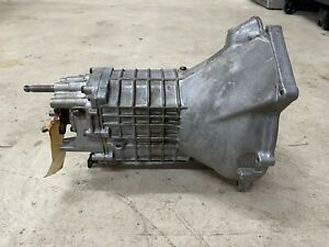 Getrag 232 0 170 00 Used Manual Transmission 4speed Bmw Oem E30 318i M10 4 C