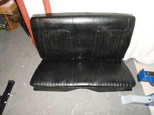 1967 1968 1969 Camaro Firebird Convertible Rear Seat