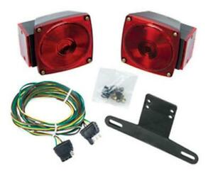 Cequent 407500 Trailer Light Kit W 20ft Wire Harness