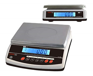Visiontechshop Tvd 60d Digital Bench And Counter Scale Lb oz kg g Switchable