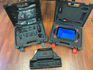 Matco Maximus 3 0 Tablet Diagnostic Scan Tool Set With Extras