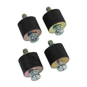 Msd Vibration Mounts For Msd 6 Series Ignition Modules 4 Pack 8823