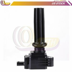 Ignition Coil On Plug Compatible With 2017 Ford Focus Rs Hatchback 4 Door Uf670