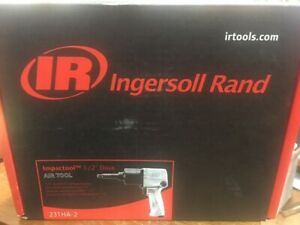 New Ingersoll rand 231ha 2 Ir231ha 2 1 2 Impact Wrench W 2 Extended Anvil