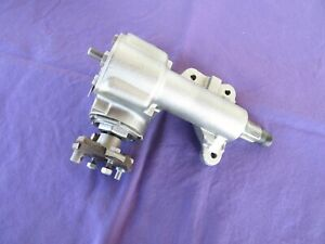 67 68 69 70 Shelby Mustang Quick Ratio Power Steering Box Smb K