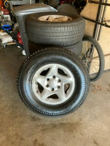 Toyota Tacoma Wheel And Tires Oem 16