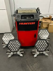Preowned Hunter Alignment System Almost Complete Set
