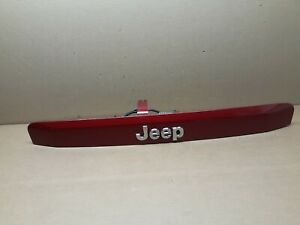 2007 2017 Jeep Compass Patriot Lift Gate Trunk Trim Handle Red