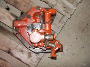 Farmall M Ih Tractor Hydraulic Belly Pump Assembly W Cover