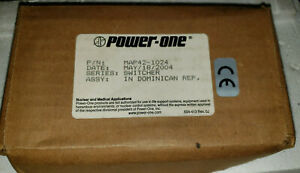 Power one Map42 1024 Switching Power Supply
