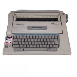 Smith Corona Na3hh Display Dictionary Typewriter Word Processor Works Great