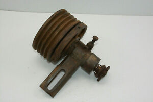 Gibson Model D Tractor Countershaft Assembly With Pulley Gear Shaft Bracket