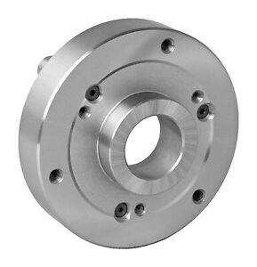 Bison D1 8 Type D Camlock Finished Adapter Plate For 10 Set tru Lathe Chuck