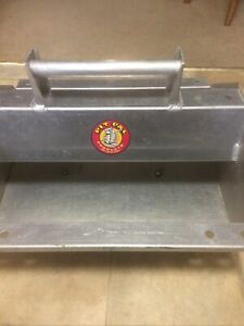 Pit Pal Aluminum Engine Service Tool Parts Tray