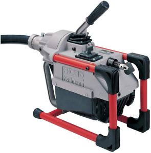 Ridgid 66492 K 60sp Sectional Machine Compact Sectional Drain Cleaning Machine