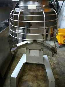 Hobart D300 30 Quart All Purpose Planetary Mixer Bowl And Accesories