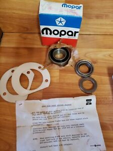 Nos Mopar Plymouth Dodge 1963 1971 A Body Rear Axle Bearing 3420090