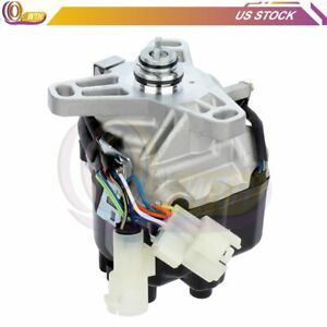Ignition Distributor Fit For Honda Civic 1988 1989 1990 1991 1 6l 30100pm6006