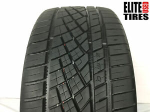 1 Continental Extremecontact Dws06 P245 35zr19 245 35 19 Tire 9 25 9 75 32