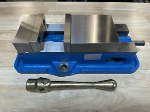 Kurt Anglock 4 Milling Machine Vise W Handle d40