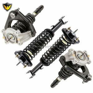 For Dodge Stratus Plymouth Breeze Chrysler Front Rear Strut Spring Assembly Gap